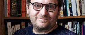 Lundi en coulisses – Recontre auteur #1 – Sylvain Levey