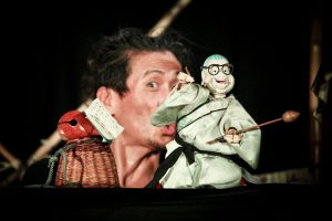 Spectacle «The puppet-show man»