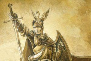 Exposition – Nicolas Doucet «Le chevalier au cygne»