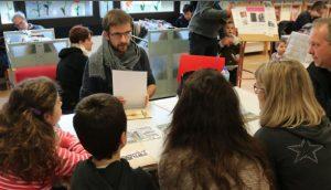 Experimentarium : A la rencontre des chercheurs