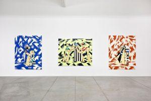 Exposition monographique de l'artiste Farah Atassi