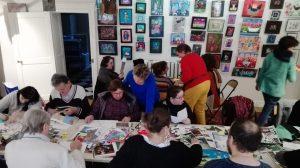 Atelier de pratique artistique