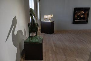 Les midis au musée – Séance dessin