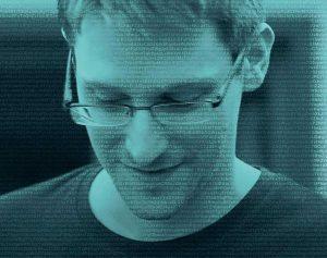 Présentation de Mémoires Vives d'Edward Snowden