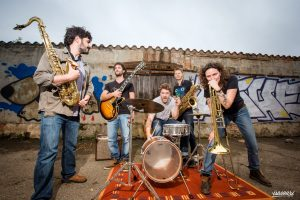 Concert – Titty Twister Brass Band + Boum Love Boat