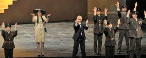 Opéra au cinéma : «Agrippina»