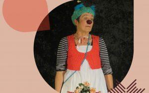 Café Kultu clown-théâtre «Du gazon et des plumes» – Liliplume