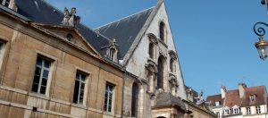 Conférence – les restaurations de la cathédrale Saint-Bénigne et du palais de justice