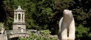 Insolites – Le jardin Darcy en un coup de crayon