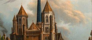 Focus : la cathédrale Saint-Bénigne en chantier