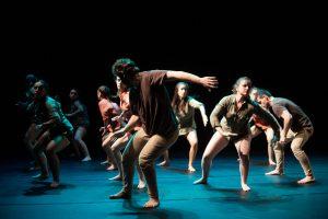 Danse à l'université – le festival