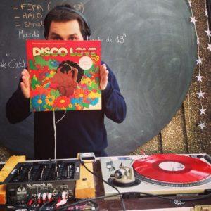 DJ set – Mister B