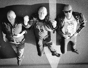 Punk rock party – PKRK + Arno Futur + David Vincent + Hystérie Collective