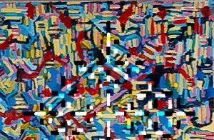 Exposition Justas Indrelė – «Folklore du bruit»