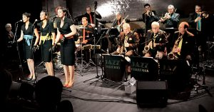 Concert – Les Jazz Collectors et Swing Glamour