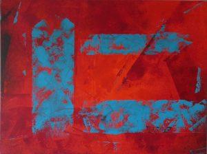 Exposition des peintures de l'artiste Flodo