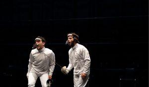 Théâtre – La Mouette (Je n'ai pas respecté le monopole)
