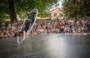 Spectacle «Cabaret Cirque» de la Cie Manie et invités