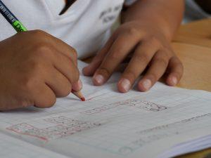 Atelier d'écriture 8-12 ans