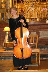Concert de viole de gambe et violoncelle