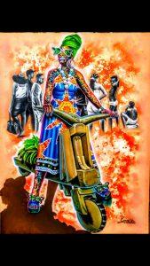 Exposition – Éclats d'Afrique – REPORTÉE