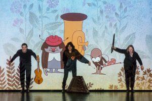 Ciné-concert familial – «Le Criquet»