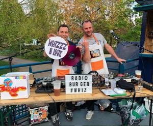 DJ set – Burger Summer Whizzz