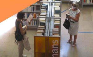 Ouverture dimanche – Bibliothèque Centre-ville Jeunesse et Centre-ville La Nef
