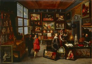 Visite thématique – Le XVIIe siècle
