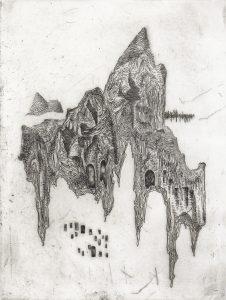 Belleneuve – Ouverture de l'atelier gravure Atelier VA