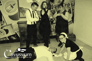 Nuits-Saint-Georges – Murder Party – Le Cassissium ANNULE