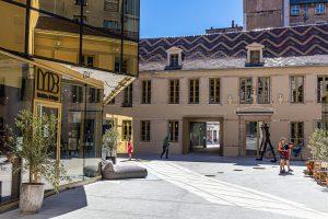 Cour Bareuzai – rencontre avec l'architecte