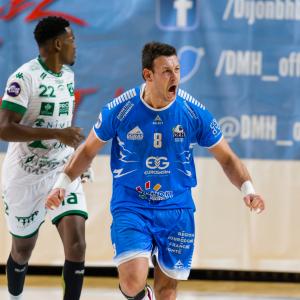 Handball – Dijon vs Pontault-Combault