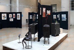 Exposition Peinture Sculpture «Temps Particulier»
