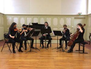 Italiart – Concert de chambre italien de l'ESM BFC