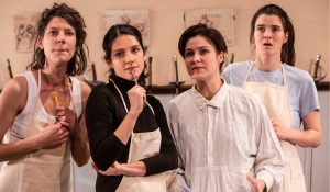 Spectacle – «Tiens ta garde»