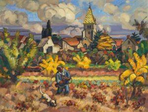 Exposition – «André Claudot (1892-1982). La couleur et le siècle»