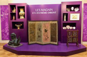 Visite commentée de l'expo «Les Magnin et l'Extrême-Orient»