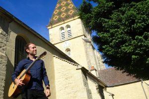 Fête de la musique – Concert Robin Maxime
