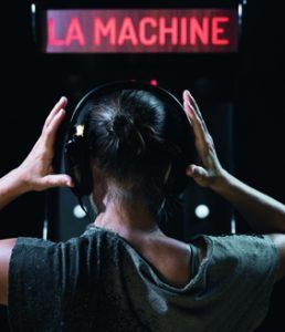 La machine – Borne à danser