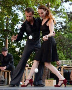 Quetigny – Ateliers et spectacles «Chemin de cirque»