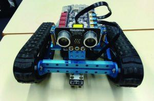Découverte de la robotique et des stylos 3D