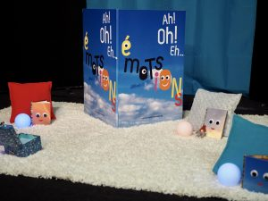 Spectacle – «Ah! Oh! Eh… Emotions»