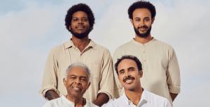 Tribu Festival – Concert : Gilberto Gil Quartet + Adriana Calcanhotto