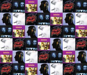Music Story #4 – 1990-2000 : Rock français, french touch, rap d'ici et nouvelle scène