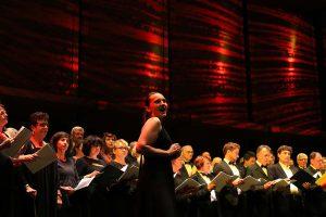 Concert du Nouvel An –American voices