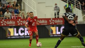 Football – DFCO vs Valenciennes