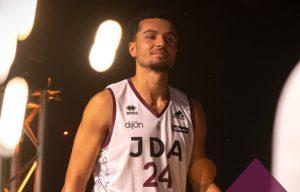 Basket – JDA Dijon vs Roanne
