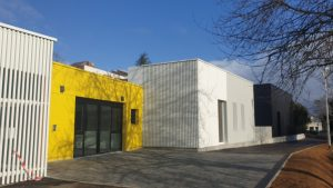 Fête d'inauguration des nouveaux locaux de la MJC Montchapet