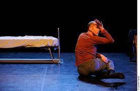 Spectacle – «Nijinski, mon âme s'envole en dansant»